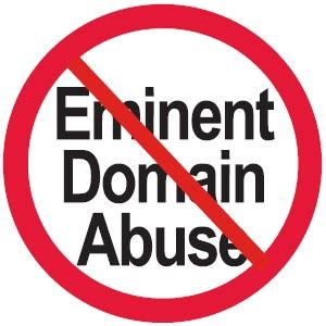 Eminent domain term papers